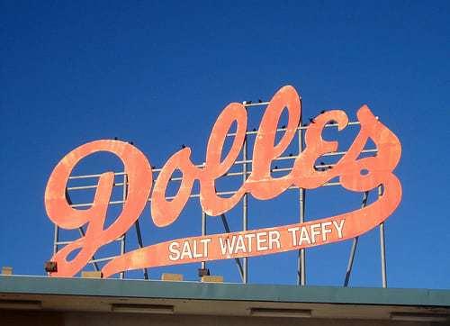 Hello, Dolle's! Rehoboth Beach DE Taffy, Popcorn and Fudge