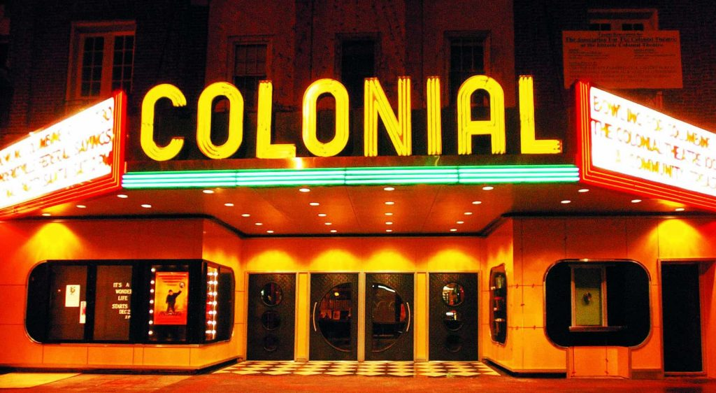 The Colonial Theatre - The Jewel In The Crown of Downtown Phoenixville PA