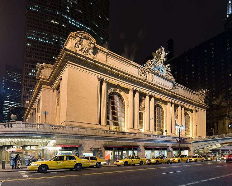 Grand Central Terminal NYC Glamour of Old Time Travel
