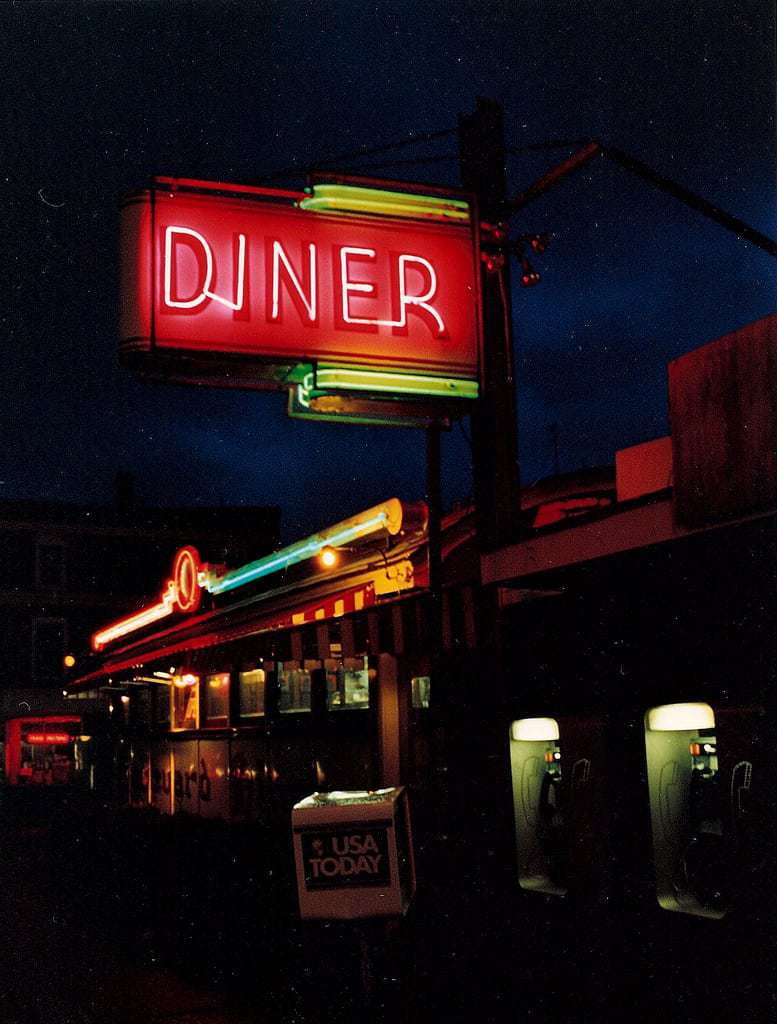 Worcester's Boulevard Diner - Happy 73rd Birthday!