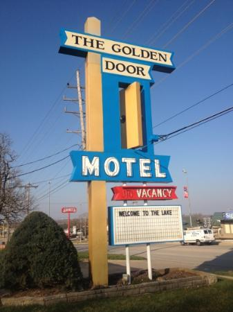 The Golden Door Motel - A Retro Roadmap Reader Recommendation