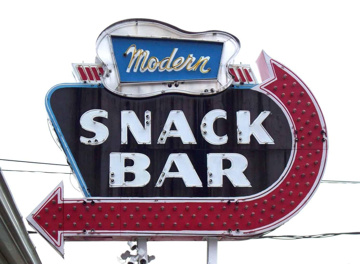 The Modern Snack Bar Aquebogue NY – My Kinda Modern! | Retro Roadmap
