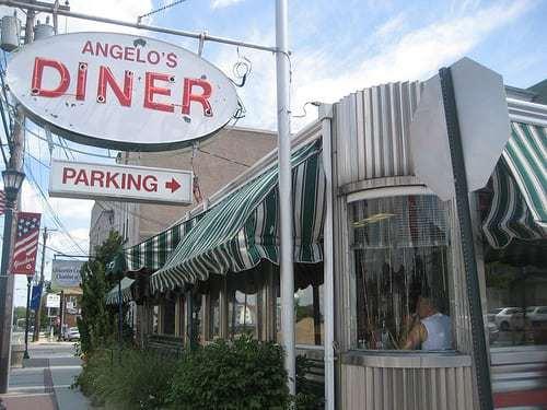 Angelo's Diner  Glassboro NJ -- Good Plain Food