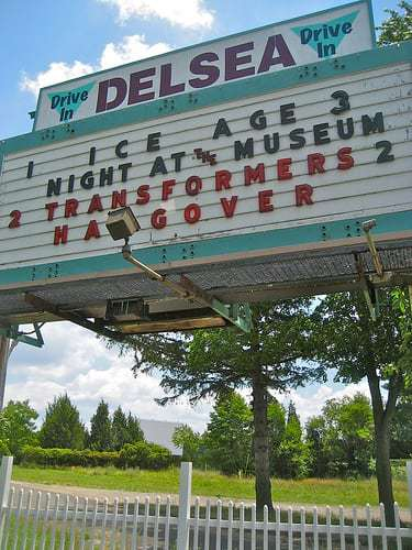 New Jersey's ONLY Drive In! Delsea Vineland NJ