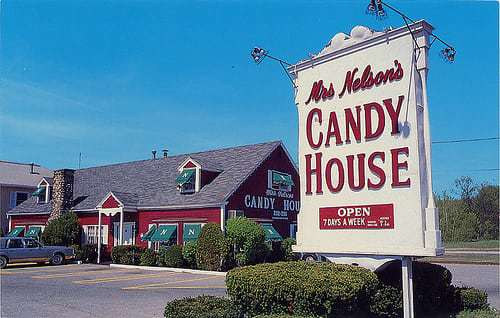 Mrs. Nelson's Candy House Chelmsford MA - Old Fashioneds