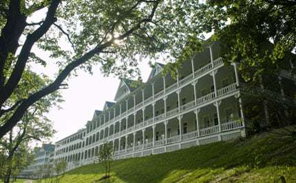 Bedford Springs Hotel Omni