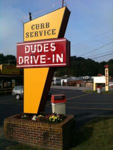 Dudes Drive In Curb Service Christiansburg VA 2