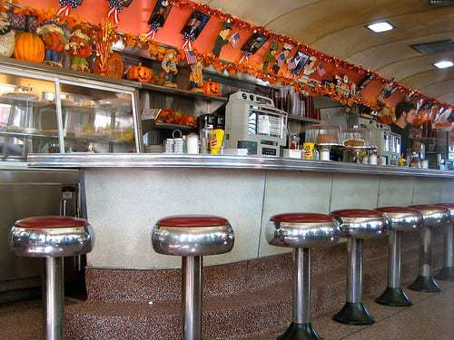 Jennie's Diner Ronks PA Open 24 hours