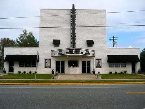 Clayton Theatre Dagsboro, DE - Celebrating 60+ Years of Movies!
