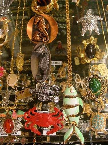 Vintage Costume Jewelry Mecca - Millsboro Bazaar