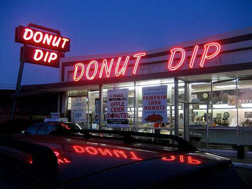 Donut Dip Donuts W. Springfield MA - A Delicious Detour!