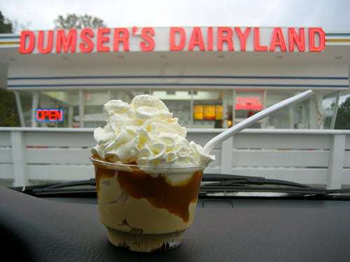 Don't Be Dumb, Sir - Go To Dumser's Dairyland  Ocean City MD