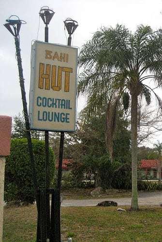 The Bahi Hut Is The Spot - Sarasota, FL 1950's Tiki Tradition
