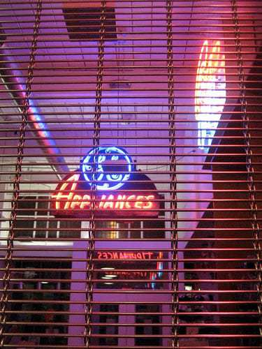 Center for Architecture - Philadelphia Neon and Vintage Signs - Where Are They Now?