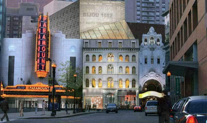 My Paramount Theater Dreams Come True! The Paramount, Boston MA