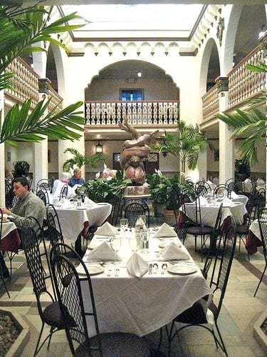 Columbia Restaurant - Ybor City FL Landmark Since 1905