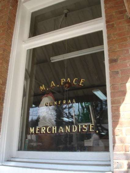 M.A. Pace Store -The Vintage Traveler's Time Warp Shop