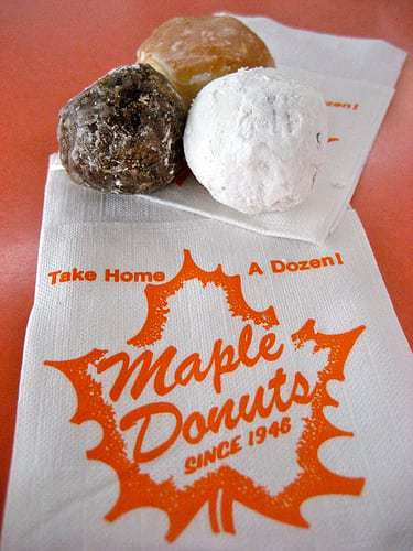 Maple Donuts York PA - Sure Beats Toast!