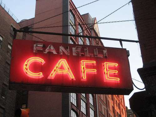 Fanelli Cafe NYC - Since 1847 - Long Before SoHo Became SoHo