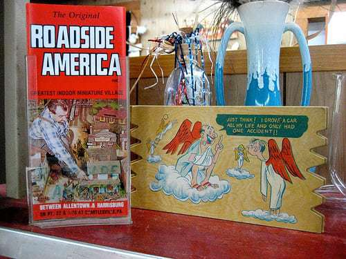 Roadside America Shartlesville PA -  My Favorite Vintage Attraction!