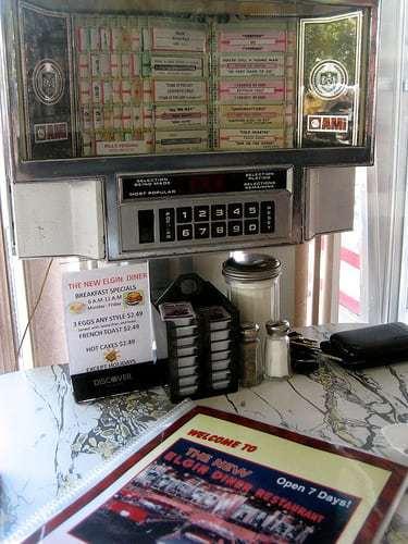 Elgin Diner Camden NJ - Open For Business! (CLOSED 2013)