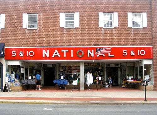 Main Street, Newark DE