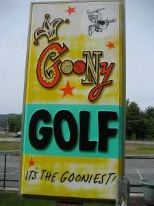 Goony Golf Lake George NY