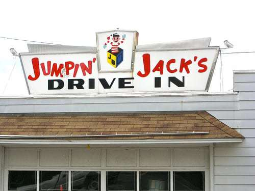 Jumpin Jack's Drive In Scotia NY - A Social Media Surprise!