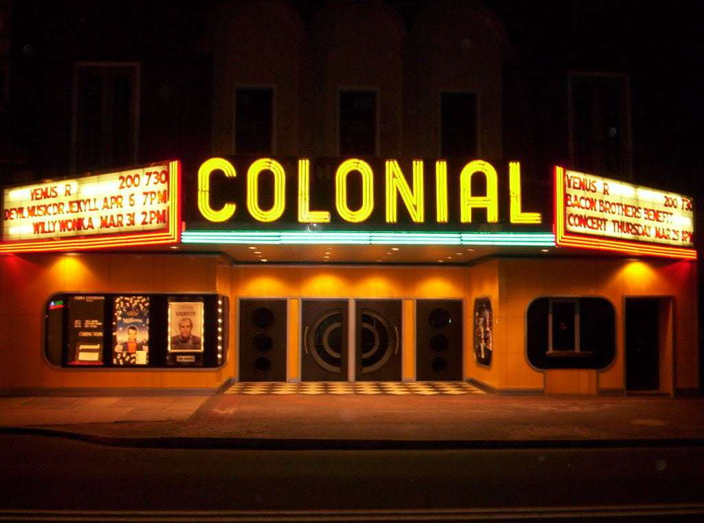 Classic Holiday Movies and Music at The Colonial Theatre, Phoenixville PA