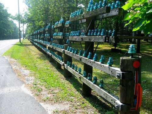 Glass Insulator House - Pomona NJ A New Jersey Road Trip Find