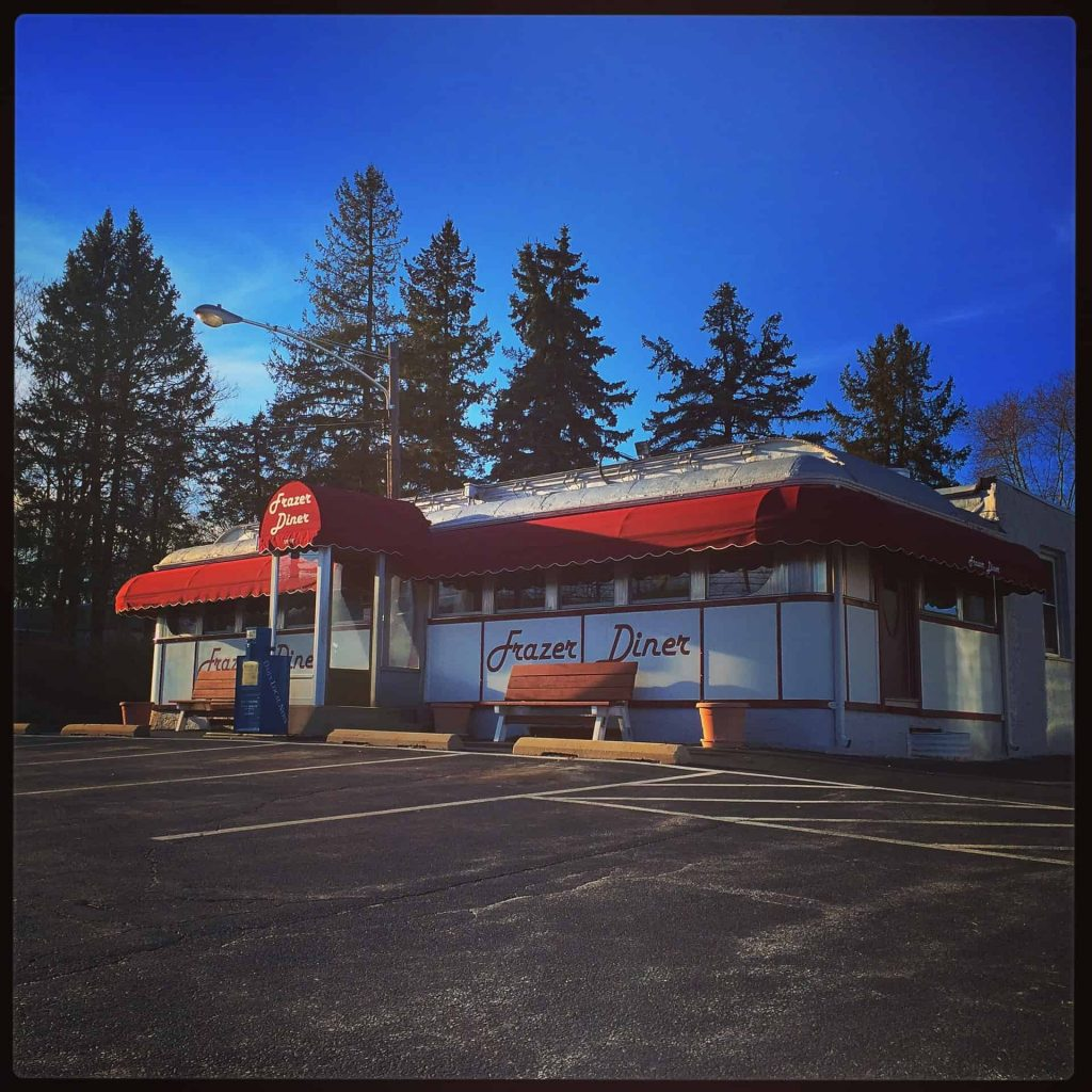 Frazer Diner - Malvern PA Pennsylvania - 2017 - Retro Roadmap