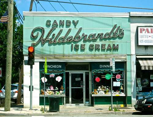 Ice Cream Soda Fountain and Great Burgers - Hildebrandt's Williston Park NY