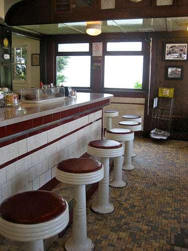 The Cutchogue Diner on Long Island's North Fork
