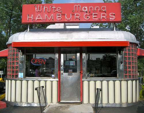 If You Ever Get Back to Hackensack, Go to White Manna For Hamburgers