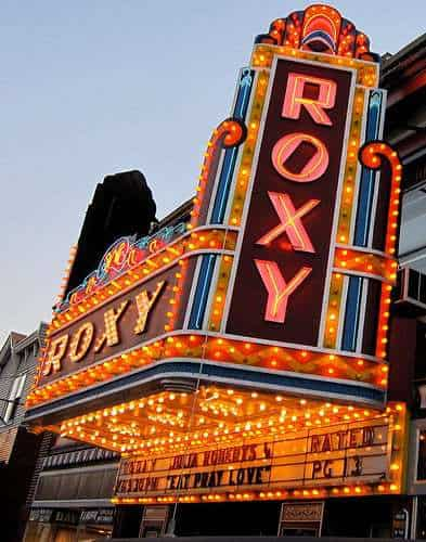 The Roxy Theater Northampton PA - History and Vintage Sign Video Bonus