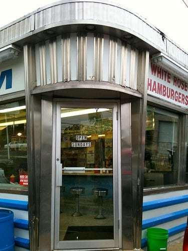 White Rose System Diner Roselle NJ - Open 24 Hours