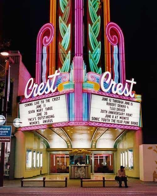 Classic Movie Theatre Photo Exhibit - Stephanie Klavens