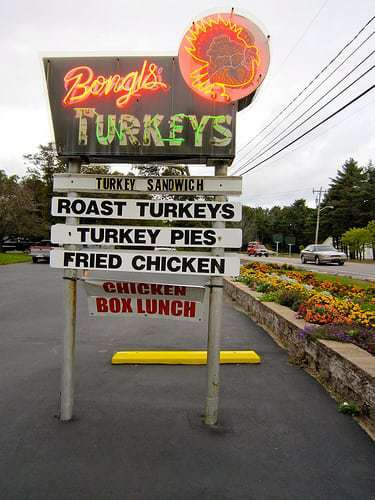 Bongi's Turkey Roost Duxbury MA - Family Farm Raised for Over 60 Years