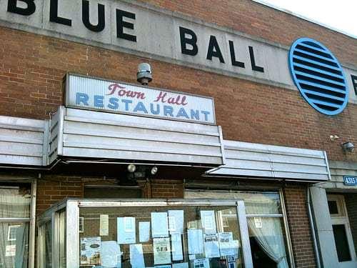 Town Hall Restaurant Blue Ball, PA - Pennsylvania Dutch Cooking