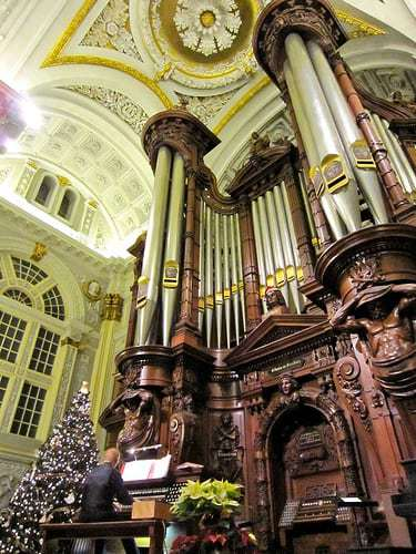 The First Concert Organ in The Country - Methuen Memorial Music Hall, Methuen MA