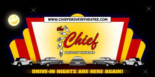 chief drive in chickasha OK