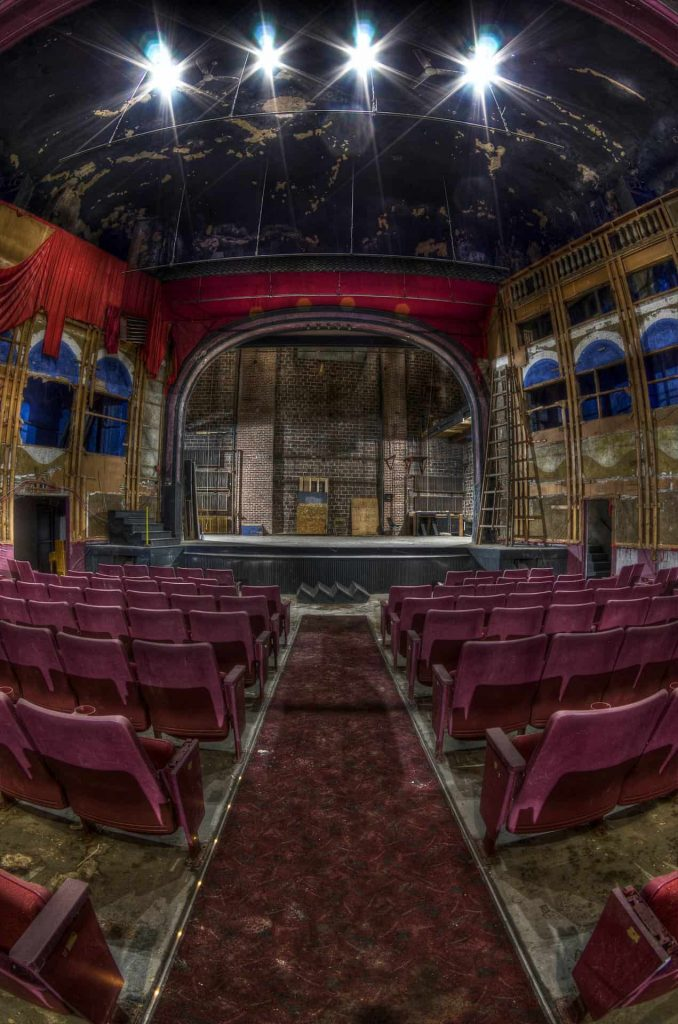 Help Save The State Theatre in Stoughton MA With Mike Viola