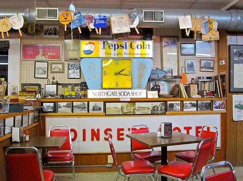 Pimento Cheese Burger Heaven! Northgate Soda Shop