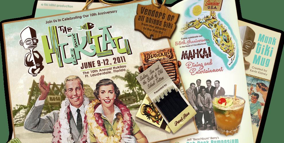 The Hukilau Tiki Fest at the Mai-Kai - June 9-11, 2011