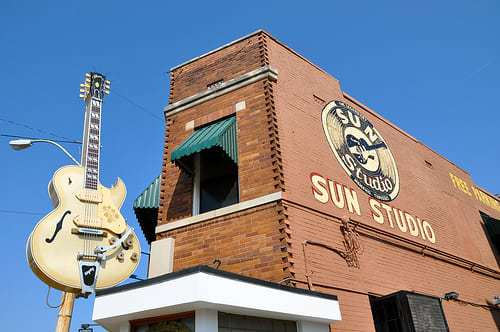 Sun Studio Tour - A Rock and Roll Highlight of Our Vintage Visit to Memphis, TN