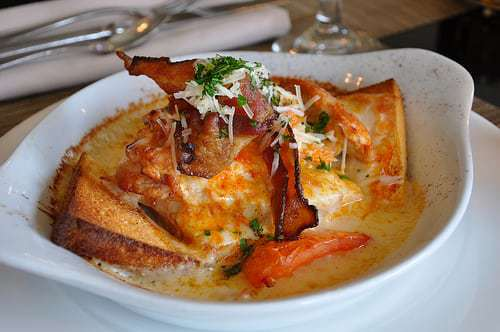Louisville's Brown Hotel's Famous Hot Brown Sandwich