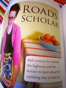 Roads Scholar - Treasures Magazine - Retro Roadmap - August 2011