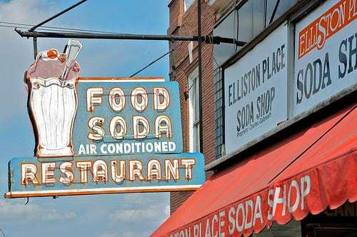 Elliston Place Soda Shop Nashville TN To Close - UPDATE