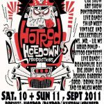 Hot Road Hoedown – September 2011