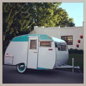Retro Roadmap Serro Scotty vintage camper